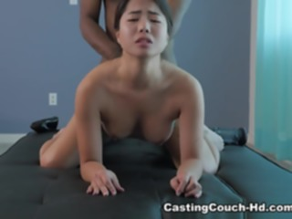 casting asian interracial porn